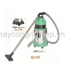 Máy hút bụi Wet and Dry Vacuum Cleaner AC151W&D (stainless Steel)