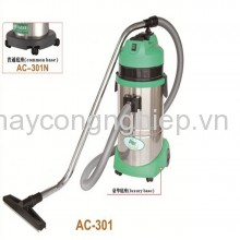 Máy hút bụi Wet and Dry Vacuum Cleaner AC301 (stainless Steel)